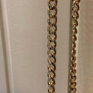 Accessories - Gold handbag chain